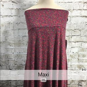 Maxi skirt new with tags
